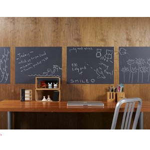Chalkboard Wallcandy from Wallcandy Arts - YLiving :  interior design children modern chalkboard wallcandy
