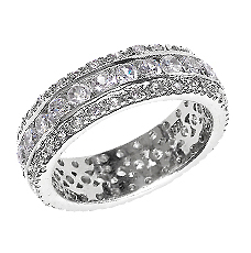 Diamond CZ Rings