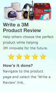 Write a 3M Product Review