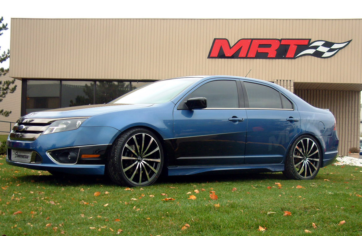 posted image - 2010 Ford Fusion Custom Rims