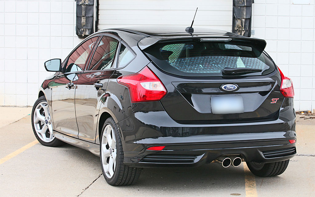 the focus st exhaust database. Black Bedroom Furniture Sets. Home Design Ideas