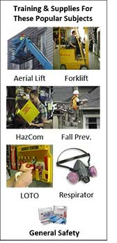 Popular Safety Subjects