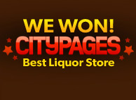 We Won City Pages Best Liquor Store