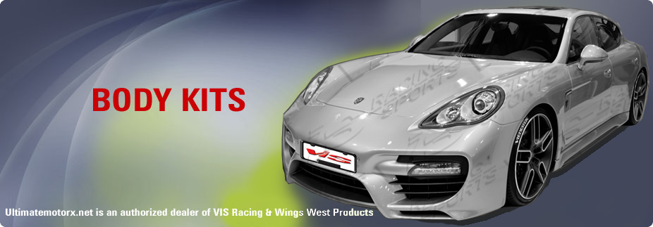 Aftermarket body kits | Wings West