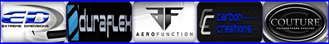 Quick Search Click Here - Search By Manufacture Extreme Dimensions | Duraflex | Couture | Aero Function | Carbon Creations