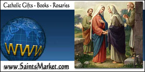 Saints Market Catholic Gifts, Rosaries, and Books