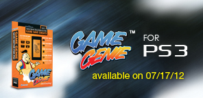 Game Genie: Save Editor for PS3
