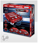 Retron 3 Vector Red