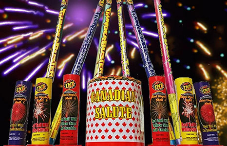 Fireworks Sales Barrie