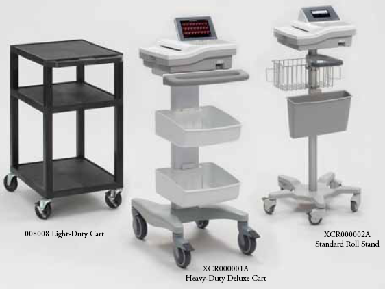 Burdick ECG Carts
