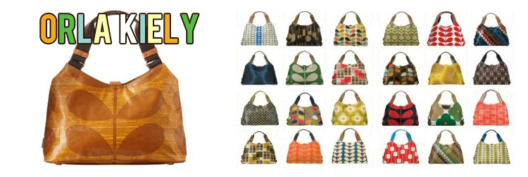 orla kiely at pop deluxe