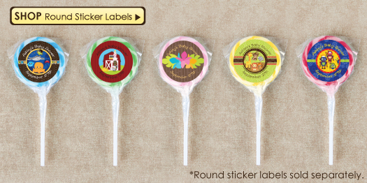 Baby Shower Stickers Sold Separately