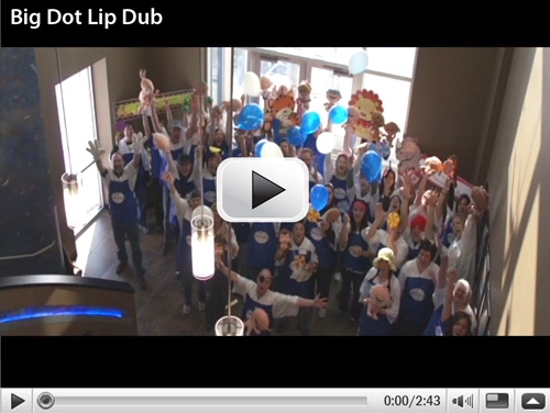 Big Dot Lip Dup Video