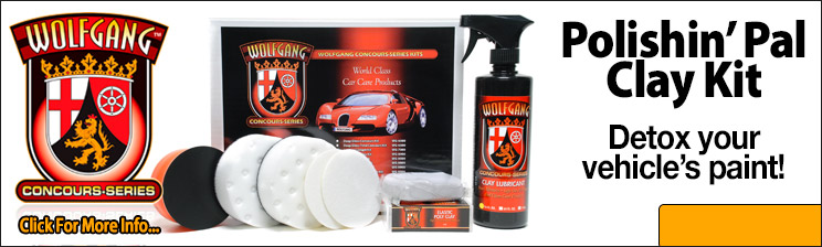 Wolfgang Concours-Series Car Care was born of a desire to have a line of car care products that would complement modernizations in car paint and finishes, utilize advancements in research and developments in the car care industry, and fulfill the ever-changing desires of the consumer.