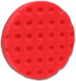 1 CCS 5.5 Inch Red UltraSoft Wax/Sealant Pad
