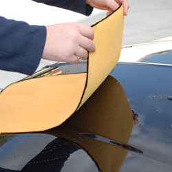 Dry your vehicle in minutes with the super absorbent Guzzler HD!