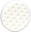 White Low Profile Polishing 5.5 inch Foam Pad