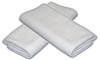 Arctic White Edgeless Microfiber Polishing Cloths