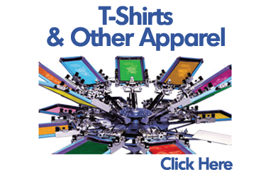 T-Shirts &amp; Other Apparel