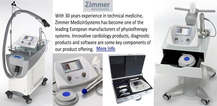 Zimmer enPulse Radial Pulse Therapy