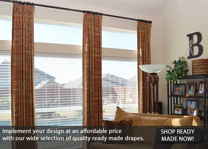 Contact Us For Blinds, Shutters and More