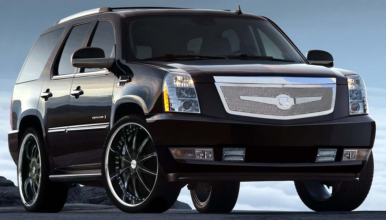 Cadillac Escalade EXT, ESV 2007 2008 2009 2010 2011 Custom Aftermarket ...