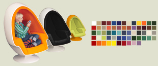 modPod Egg Chair
