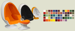 Deluxe modPod Egg Chair