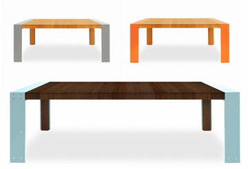 Elemental Living - Ovaata Dining Table