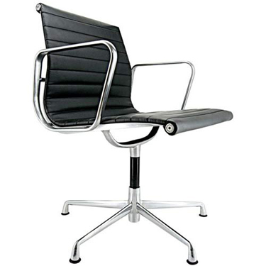 Eames Style Management Side Arm Chair