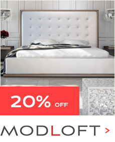 20% off Modloft - Only at Inmod
