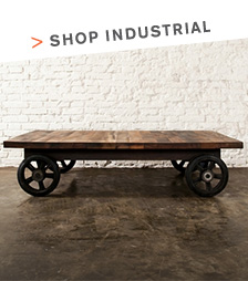 Shop Industrial Furniture & Decor