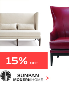 15% Off Sunpan - Only at Inmod