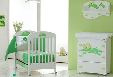 Modern Baby Furniture - Nursery Decor