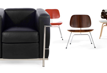 Modern Chairs - Modern Classics