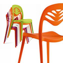 Modern Chairs - Modern Side & Stacking Chairs