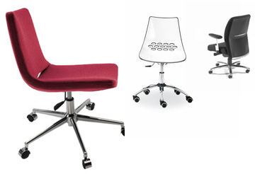 Modern Chairs - Office