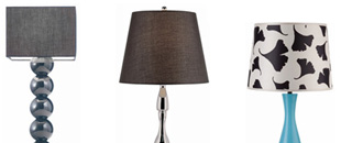 Modern Lighting - Table Lamps