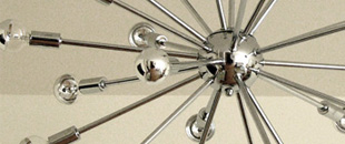 Modern Lighting - Sputnik Lamps