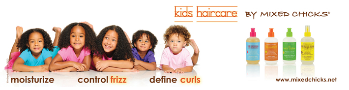 Mixed Chicks Kids Hair Care Products