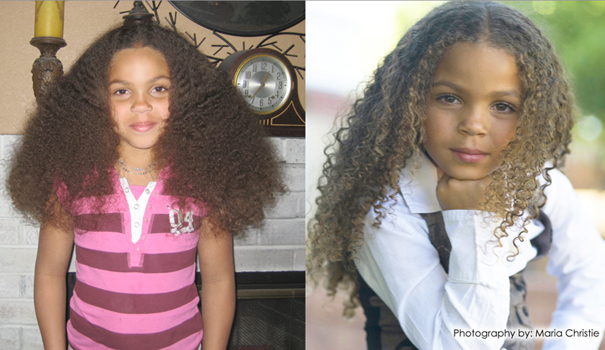 Kids Hair Care Products by Mixed Chicks