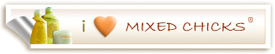 Mixed Chicks Light Badge