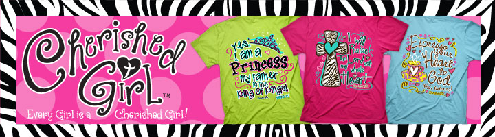 Cherished Girl Christian Apparel