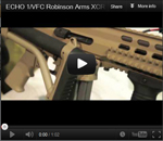 XCR Full Metal Airsoft Rifle