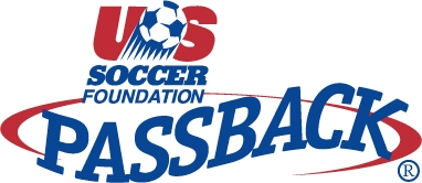 US Soccer Foundation Passback