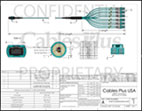 Sample MTP Technical Drawing