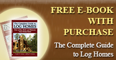 Free Log Home E-book