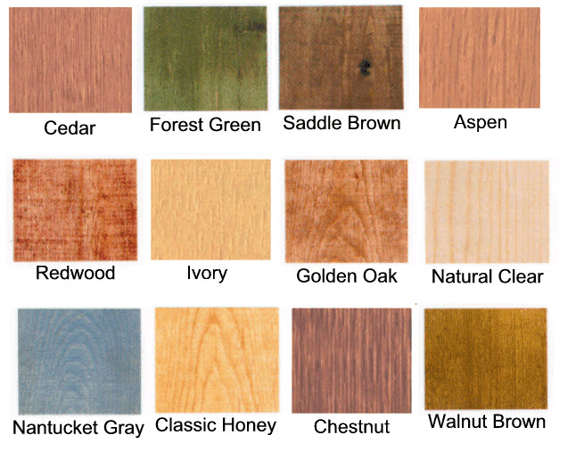 Organiclear Wr 5 Oil Based Log Home Stain Sample Log