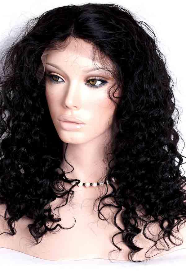Deep Wave Weave Hairstyles for Black Women