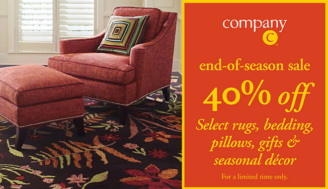 Company C Rugs & Pillows